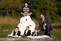 Bruidsreportage (Trouwfotograaf) - Foto van bruidspaar - 061