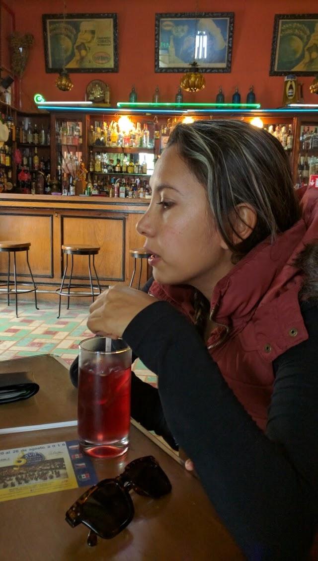 Bar Reforma