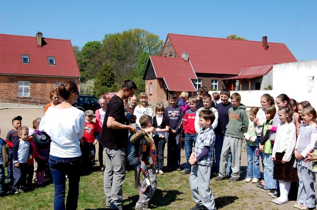 Lekcje żywej historii w gminie Lubasz - DSC_0118.JPG