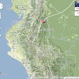La Cordillera del Condor au nord du Pérou