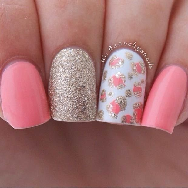When It Comes To Summer Nail Designs Some Lovely Patterns Like Heart Shapes Flowers And Dots Would Be Frequently Mentioned For Us