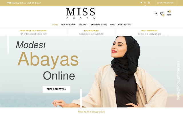 Abaya UK