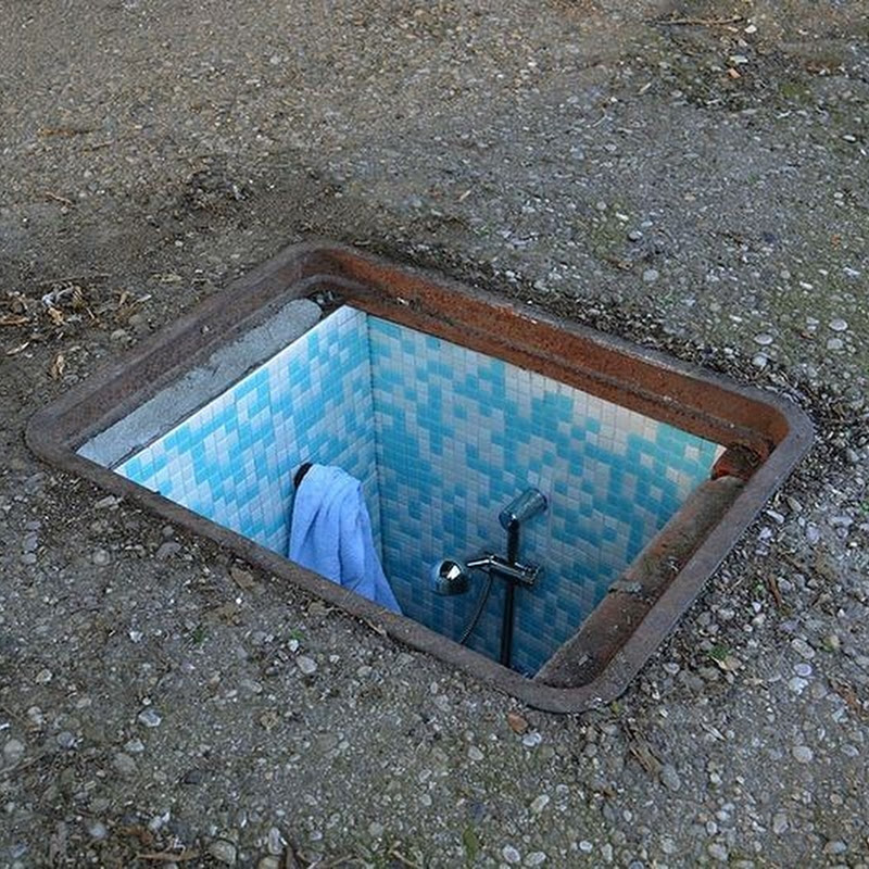 Secret Rooms Inside Abandoned Sewers