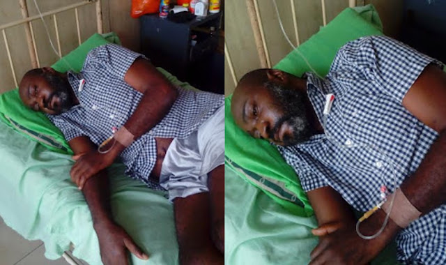 Painful Exit! Another Nollywood Actor Dies, See Heartbreaking Photos Before His Death