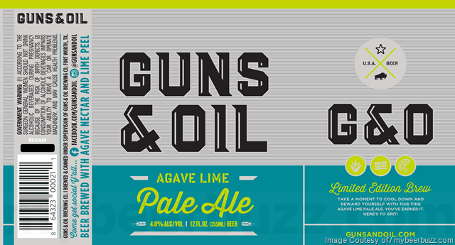 Agave Lime Pale Ale