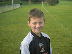 U12 Keeper Callum Finnegan