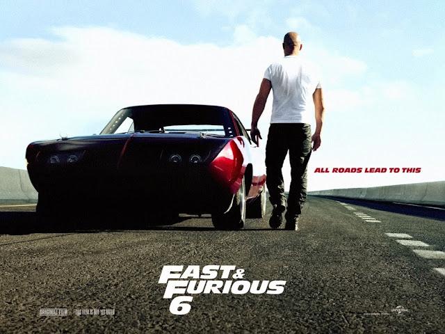 Οι Μαχητές των Δρόμων 6 Fast and Furious 6 Movie Wallpaper