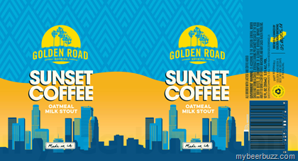 Image result for Sunset Coffee golden road
