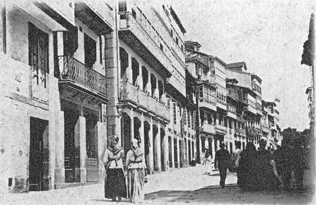 1901. Calle Panaderas