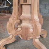 Hand Carved Wood