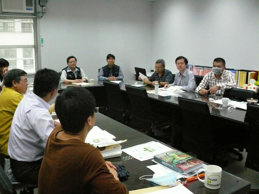 102-2森林科紀錄 - 國立花蓮高農辦理大學校院協助高中高職優質精進計畫