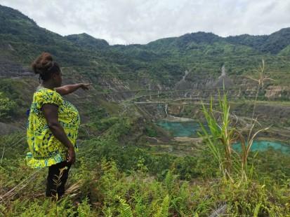Reclaman a Rio Tinto que limpie la contaminación en Papúa de una antigua mina