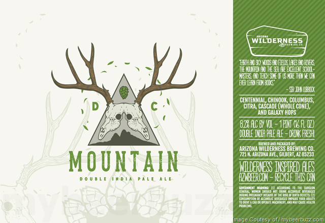 Arizona Wilderness DC Mountain DIPA