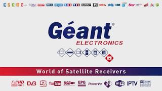 تحديثات جديدة بتاريخ اليوم لاجهزة geant وترقية السرفر136