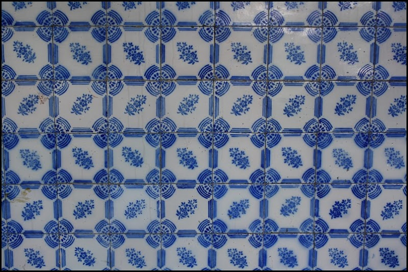Charlton House - Tile Detail