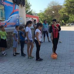 Игровая программа «Спорт Микс» (Черноморский РДК)