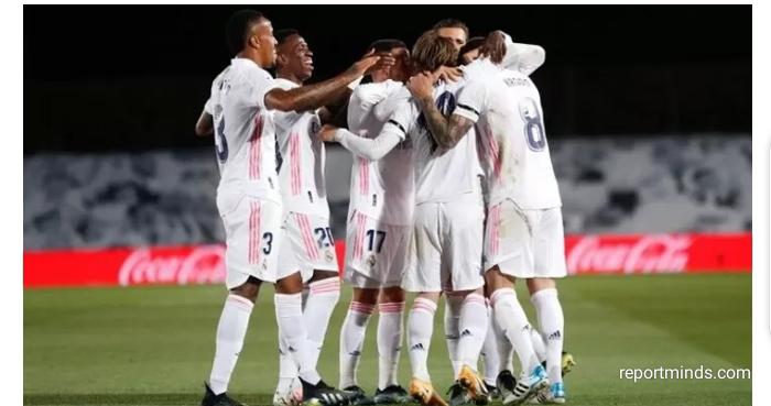 El Clásico: Real Madrid move top of La Liga for first time since November 2020 after victory over Barcelona