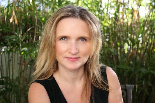 Author Eleni Gage - LOVE her interview with us about her new book, The Ladies of Managua
