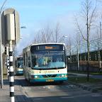 Wrightbus Commander bus 6298 van Arriva met lijn 1 naar haven