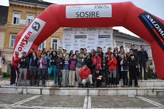 Photo: Organizatorii + voluntarii