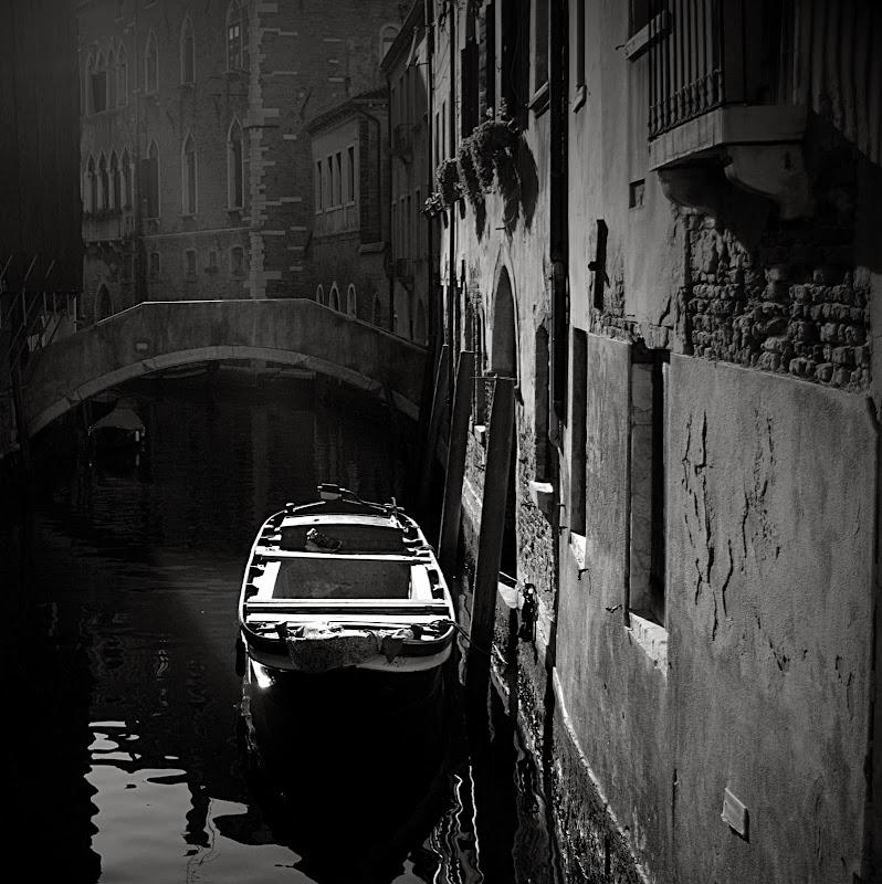 Venezia - Rio con barca