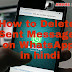 How to Delete Sent Message on WhatsApp in hindi