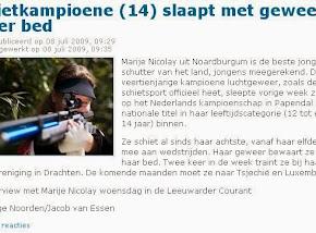 20090708 Leeuwarden Courant.jpg