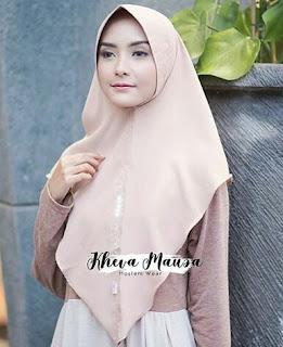 model jilbab terbaru kekinian