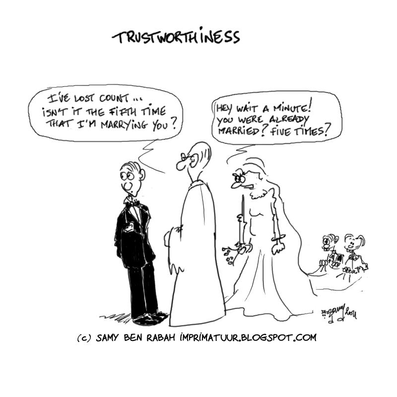 Imprimatür !: Trustworthiness