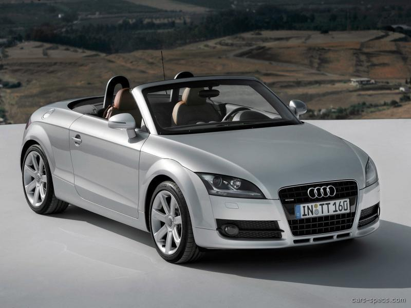 2010 audi tt convertible specifications pictures prices. Black Bedroom Furniture Sets. Home Design Ideas
