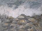 Adria bei Vasto II, 50 x 70 cm, 2005 SOLD