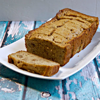 Banana Beer Bread.