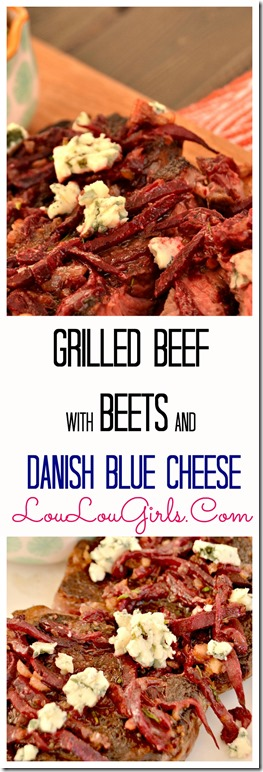 Grilled-Beef-With-Beets-And-Danish-Blue-Cheese