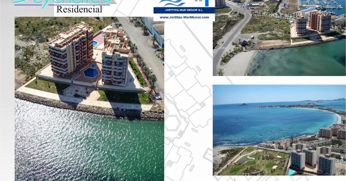 Jortitza mar menor seychelles bloquenorte pisos la - Pisos de bancos primera linea de playa ...