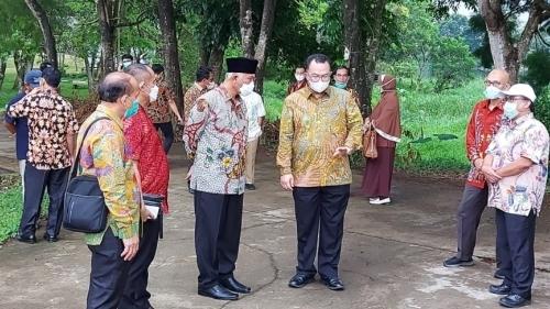 IPB Universitas dengan Inovasi Pertanian Terbaik di Asia Tenggara, Ini Kata Gubernur Sumbar