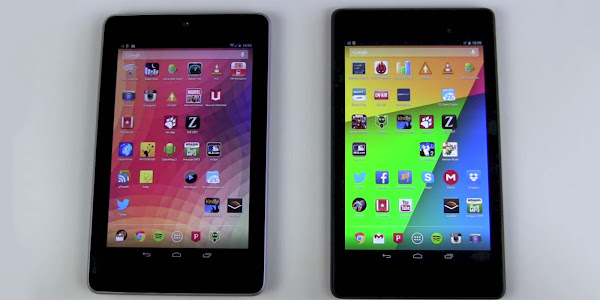 Google Nexus 7 (2012) vs Google Nexus 7 (2013)