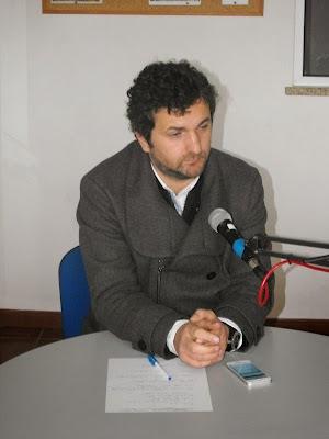 Vítor Penedones, treinador do Vilar de Perdizes