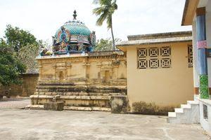 Thiruchemponpalli (Semponarkoil) Temple Inside Praharam 04