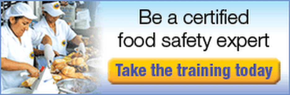 Be Learn2Serve Certified Food Safety Professional!