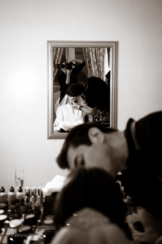 Foto de casamento 0198pb de Natalia e Fabio. Marcações: 30/09/2011, Casamento Natalia e Fabio, Rio de Janeiro.