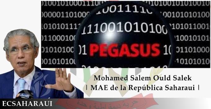 Salek califica de crimen el espionaje marroquí y apostilla que Rabat desconfía hasta de todos sus aliados.