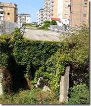 Il ponte incompleto di San Giacomo dei Capri