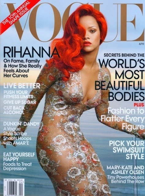 Picasa Web : Rihanna Griffith  Born Rihanna Jade Griffith VOGUE