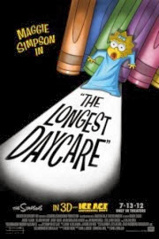 Poster The Simpsons: The Longest Daycare