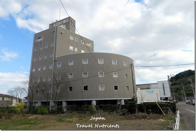 高知中村Kokomo飯店 (9)
