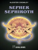 Cover of Aleister Crowley's Book Sepher Sephiroth Supplement Section II