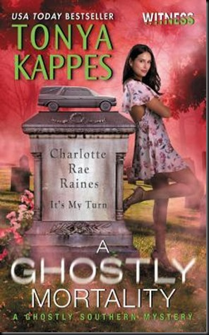 A Ghostly Mortality  (Ghostly Southern Mysteries #6)