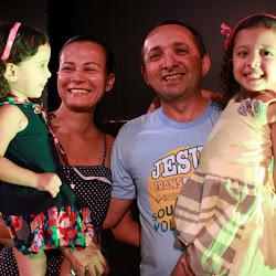 Pastor Cláudio e família