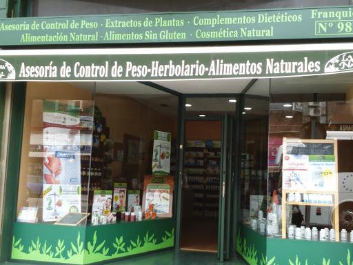 LA VENTANA NATURAL DE ANA, DIETISTA, NATUROPATIA, MENOPAUSIA,  GARCINIA CAMBOGIA, COLÁGENO, CARTÍLAGO DE TIBURON, SEMILLAS DE CHIA, MADRID SUR