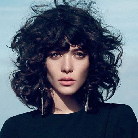 Modern Curly Hairstyles For Women Accurate 2018